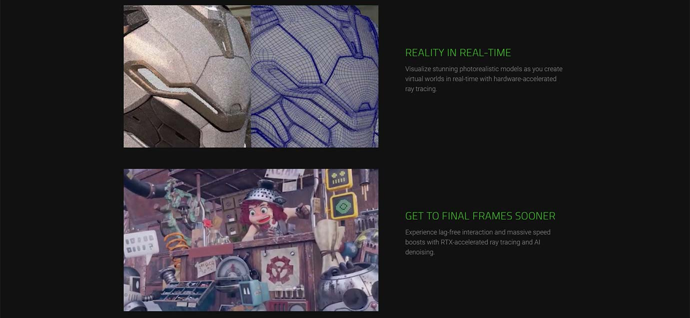 REALITY IN REAL-TIME