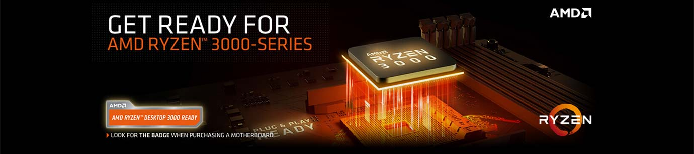AMD RYZEN 3000-SERIES