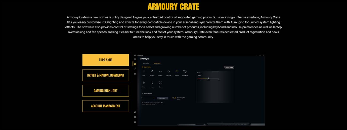 Armoury Crate