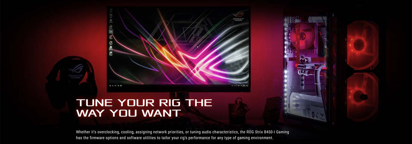 TUNE YOUR RIG