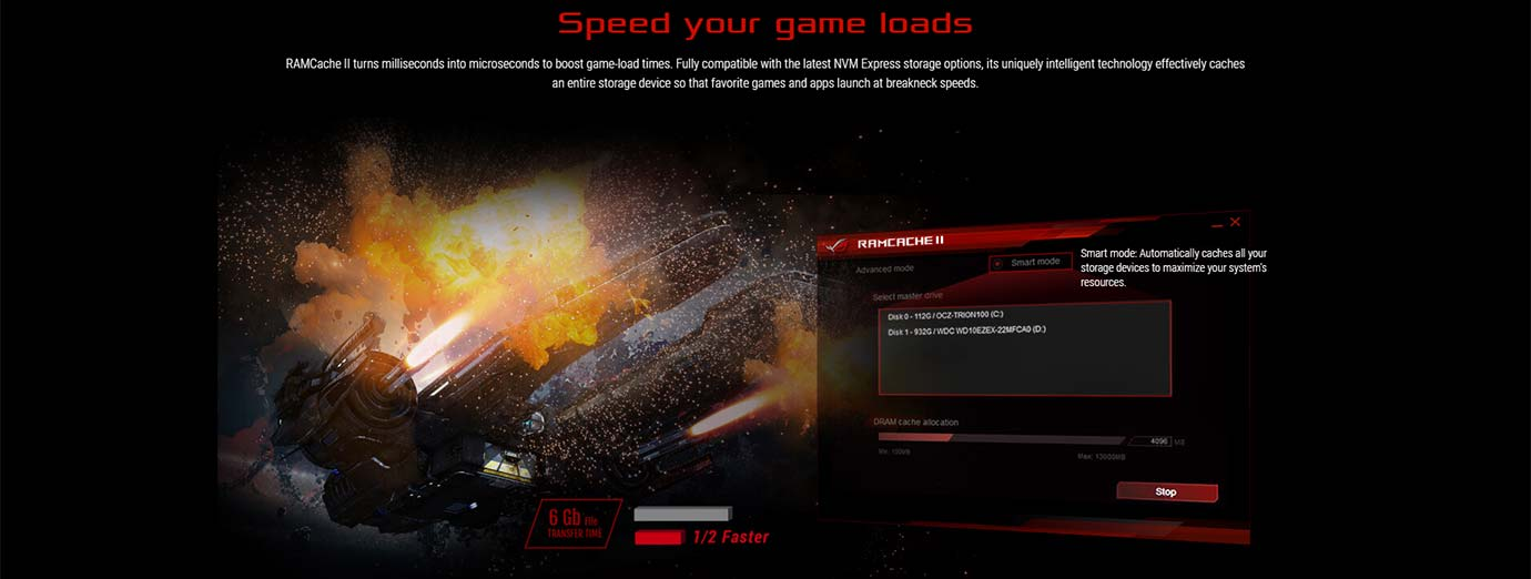 Speed your game loads
