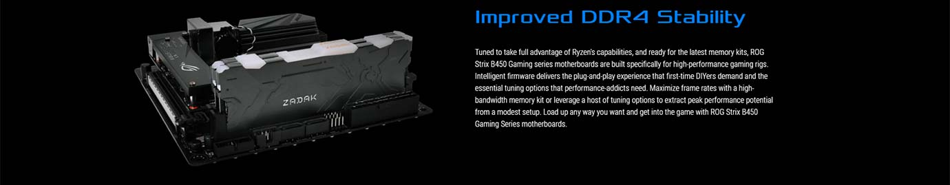 Improved DDR4 Stability