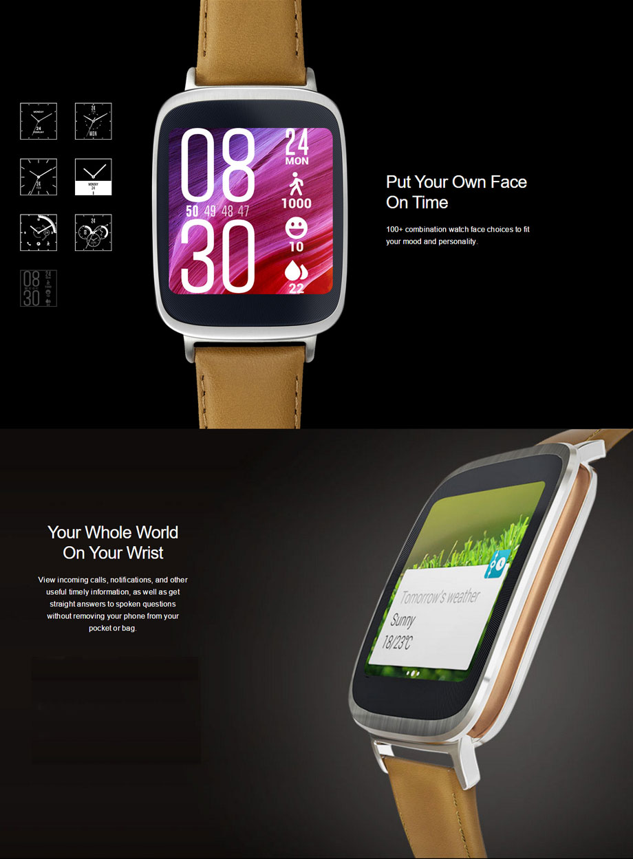 Asus Zen Watch