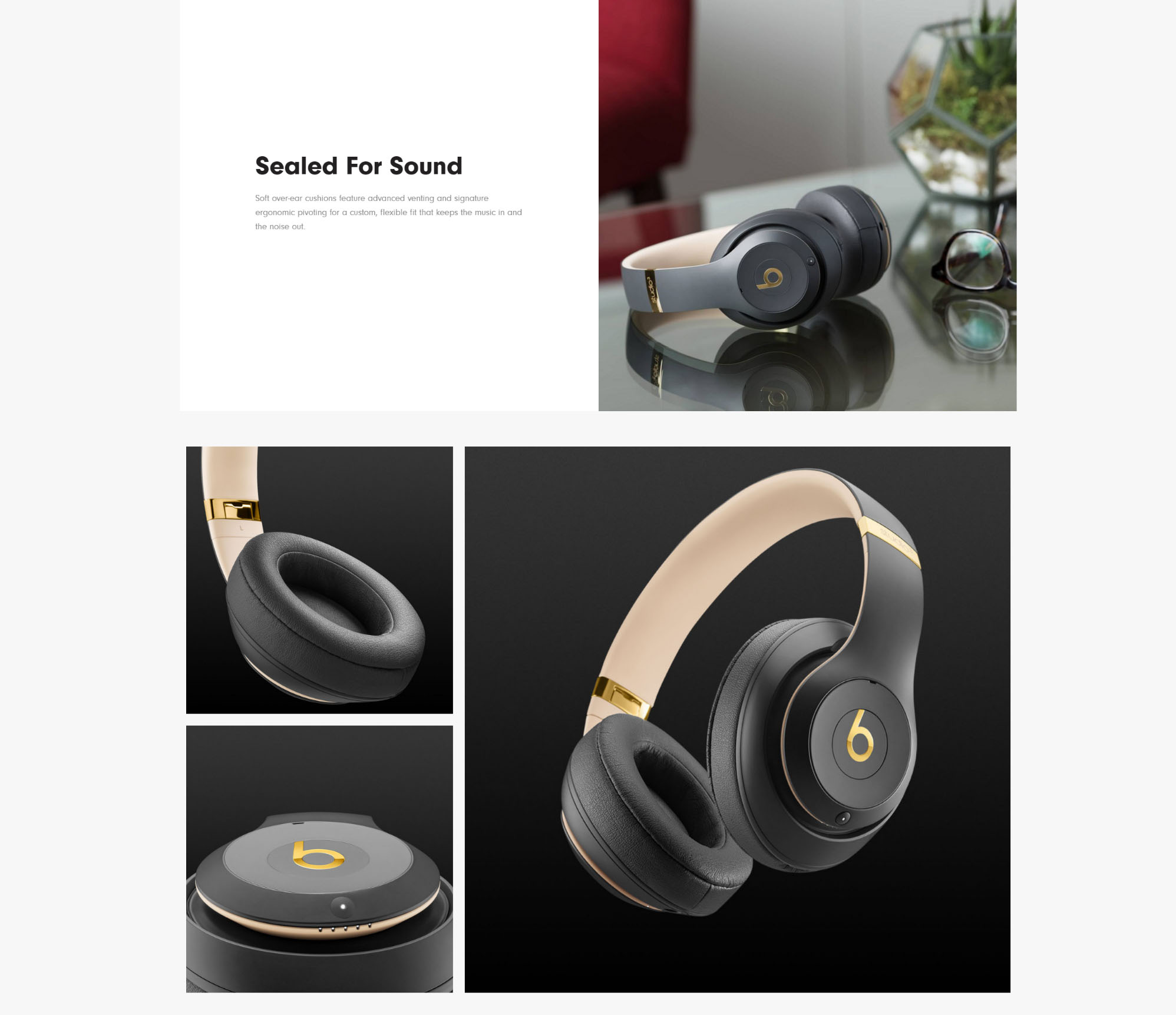 Beats Studio3 Red