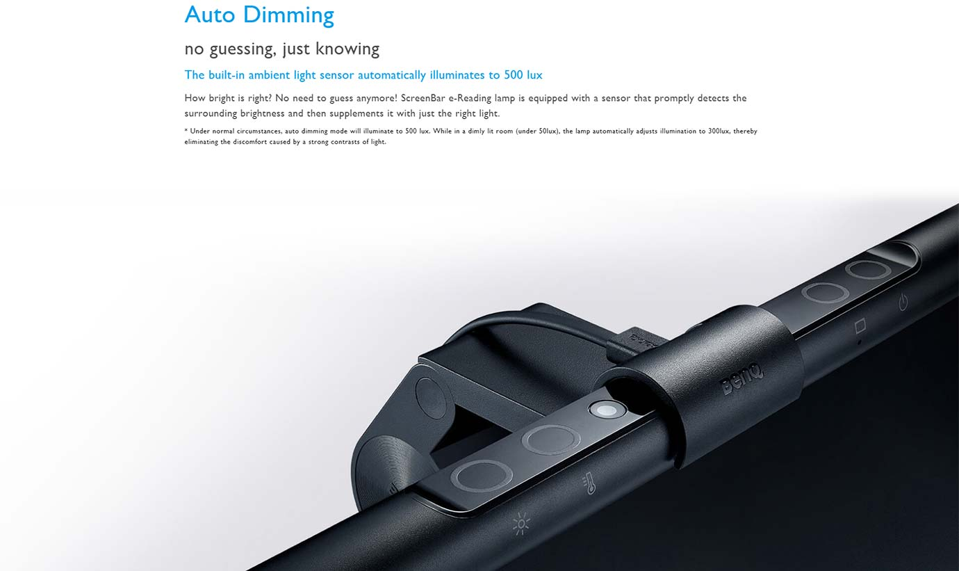 Auto Dimming