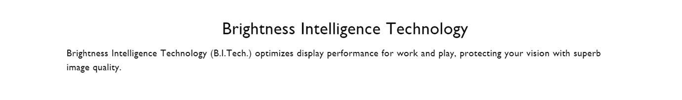 Brightness Intelligence Technology