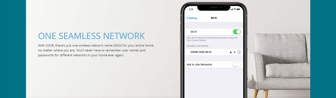 ONE SEAMLESS NETWORK