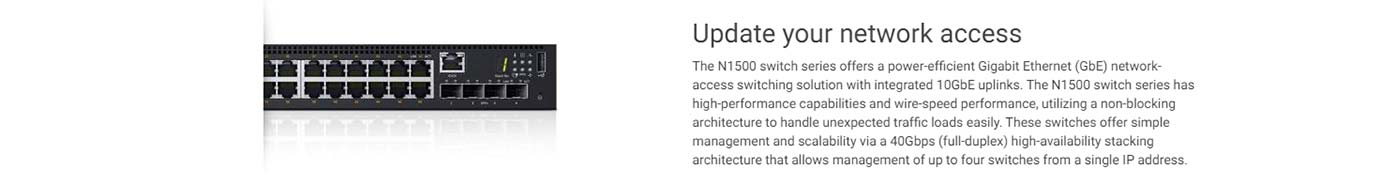Update your network access