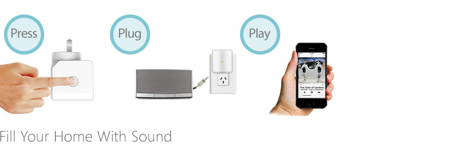 Fill Your Home With Sound