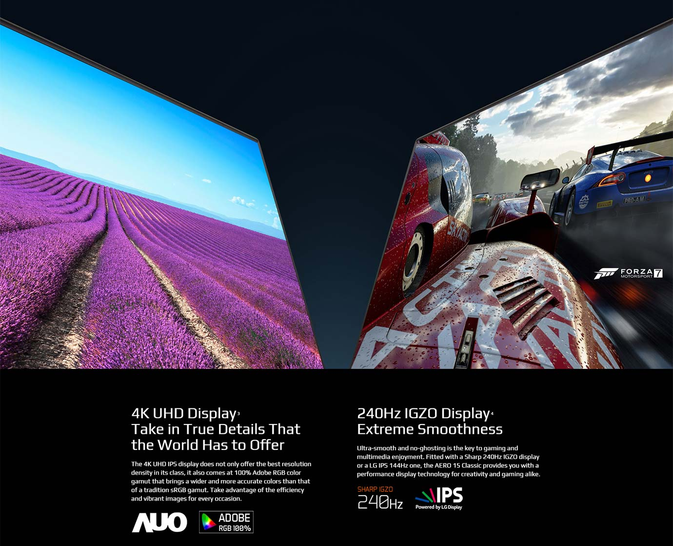 4K UHD Display