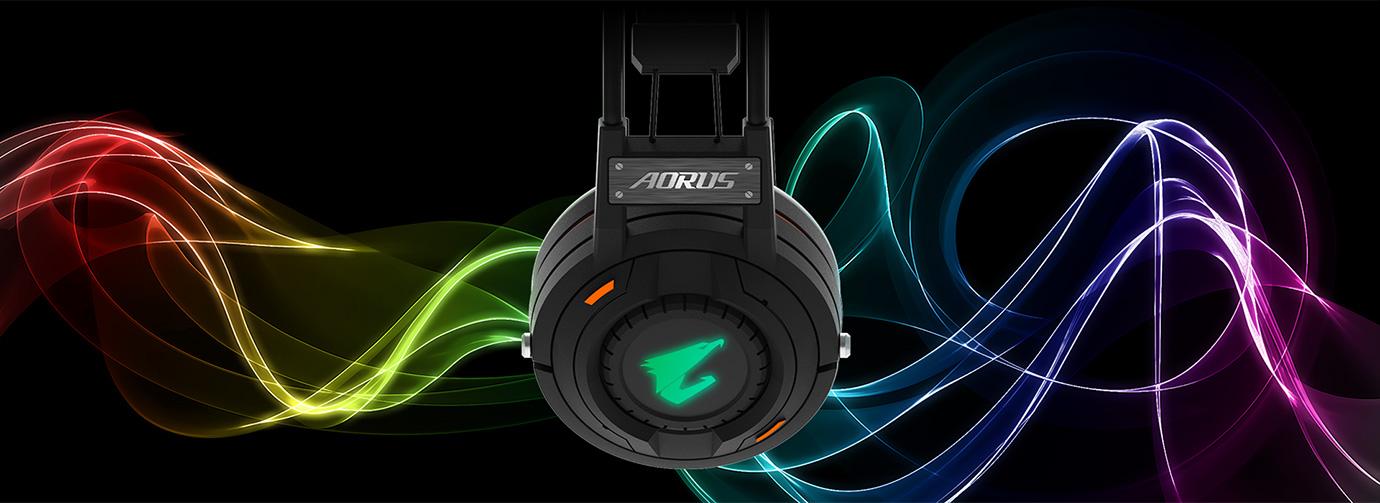 16.7M Customisable RGB Lighting