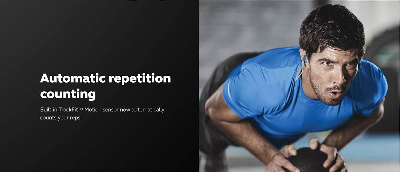 Jabra Sport Coach Wireless Special Edition Blue
