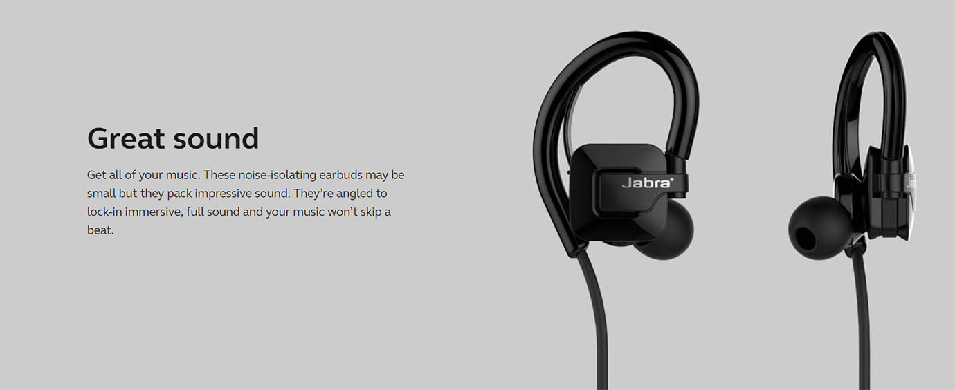 Jabra Step Wireless Bluetooth Headset