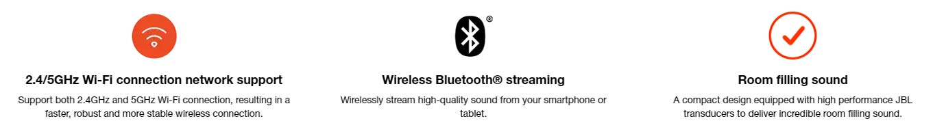 Wireless Bluetooth Streaming