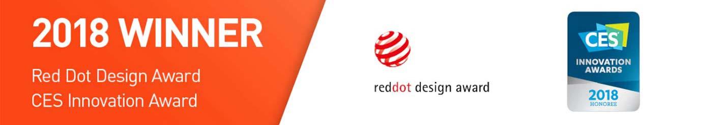 Red Dot Design Reward
