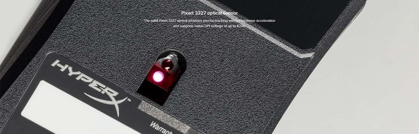 Pixart 3327 optical sensor