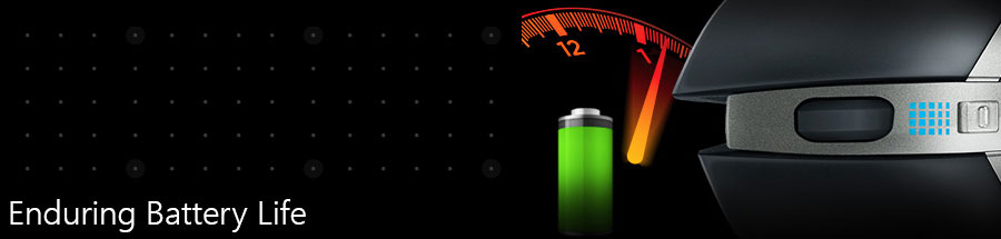Enduring Battery Life