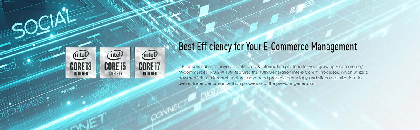 Best Efficiency for Your E-Commerce Management