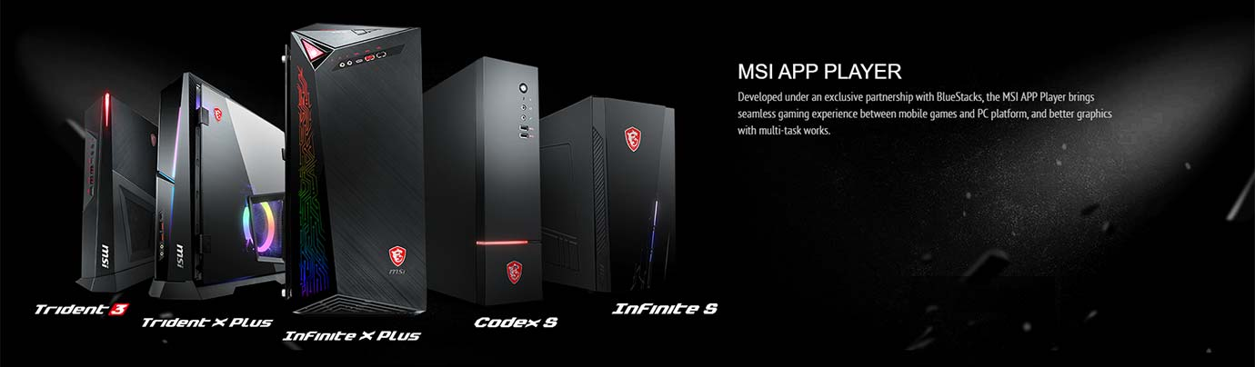 MSI APP PLAYER