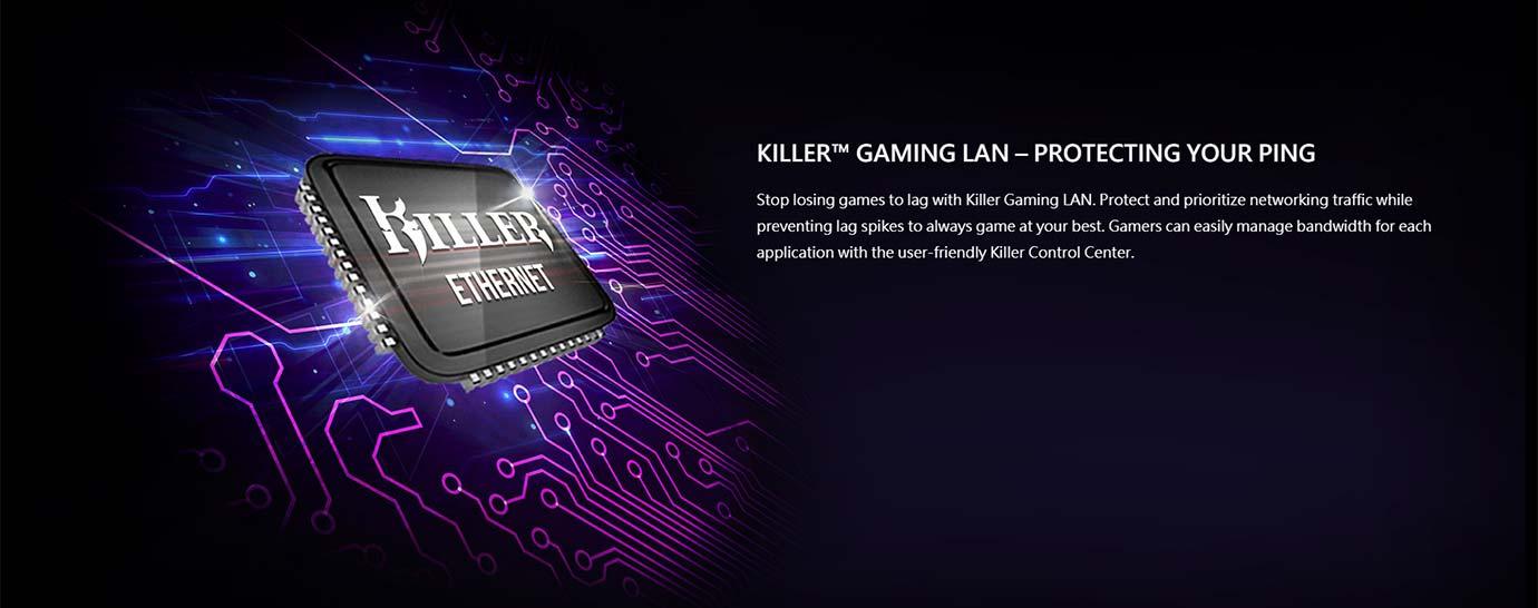 KILLER™ GAMING LAN