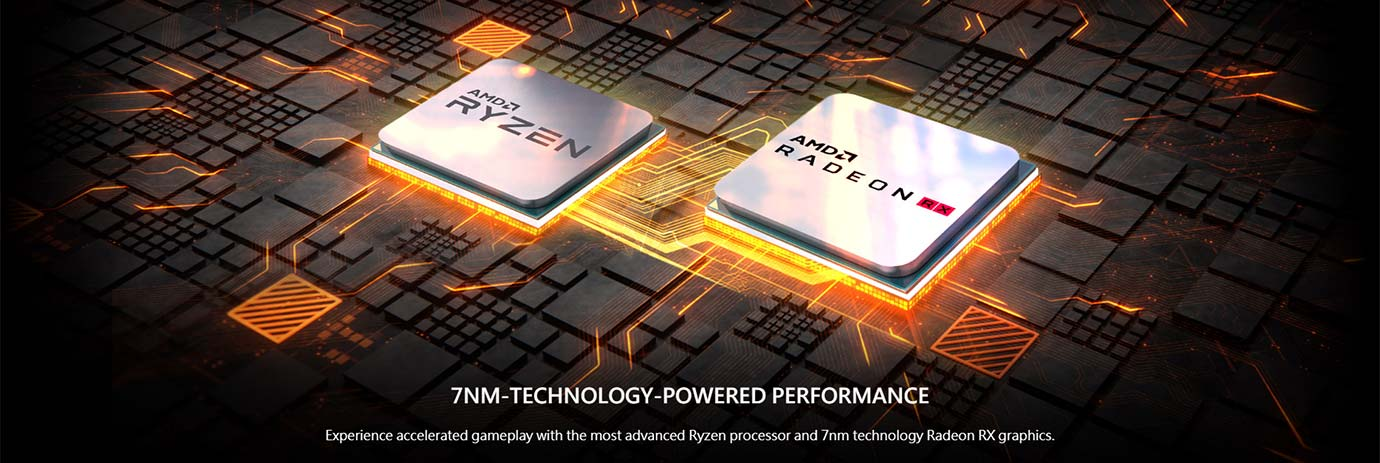 7NM-TECHNOLOGY-POWERED PERFORMANCE