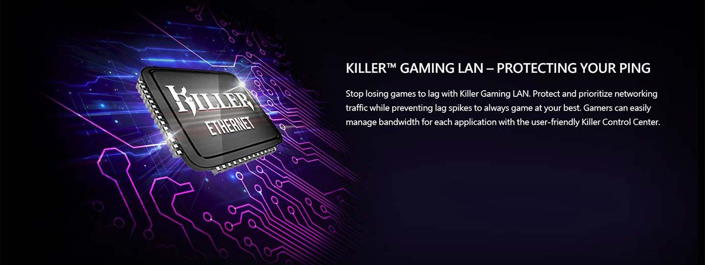 KILLER™ GAMING LAN