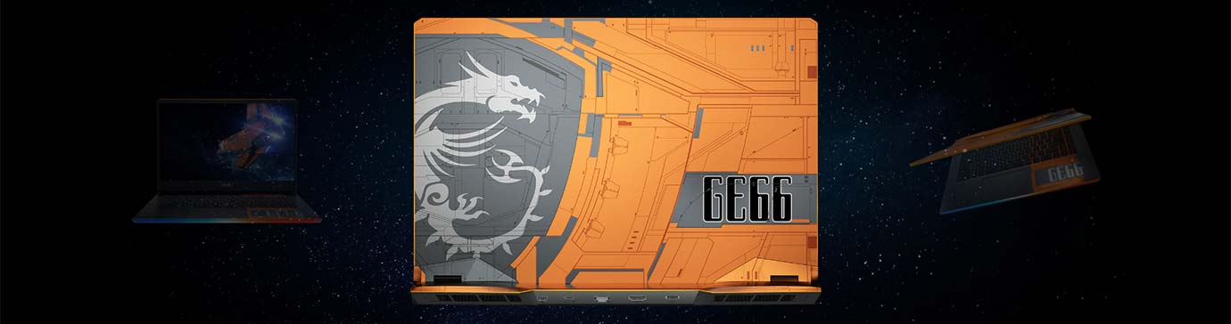 GE66 Dragonshield