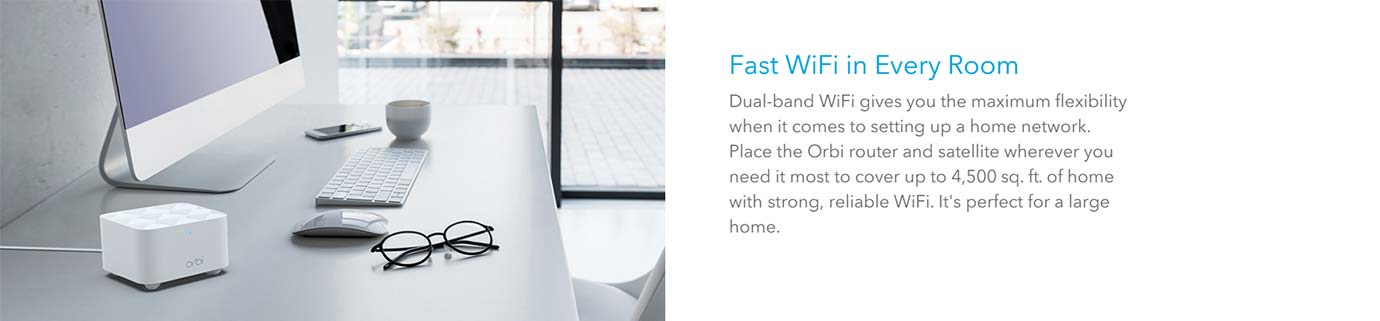 Fast WiFi in Every Room