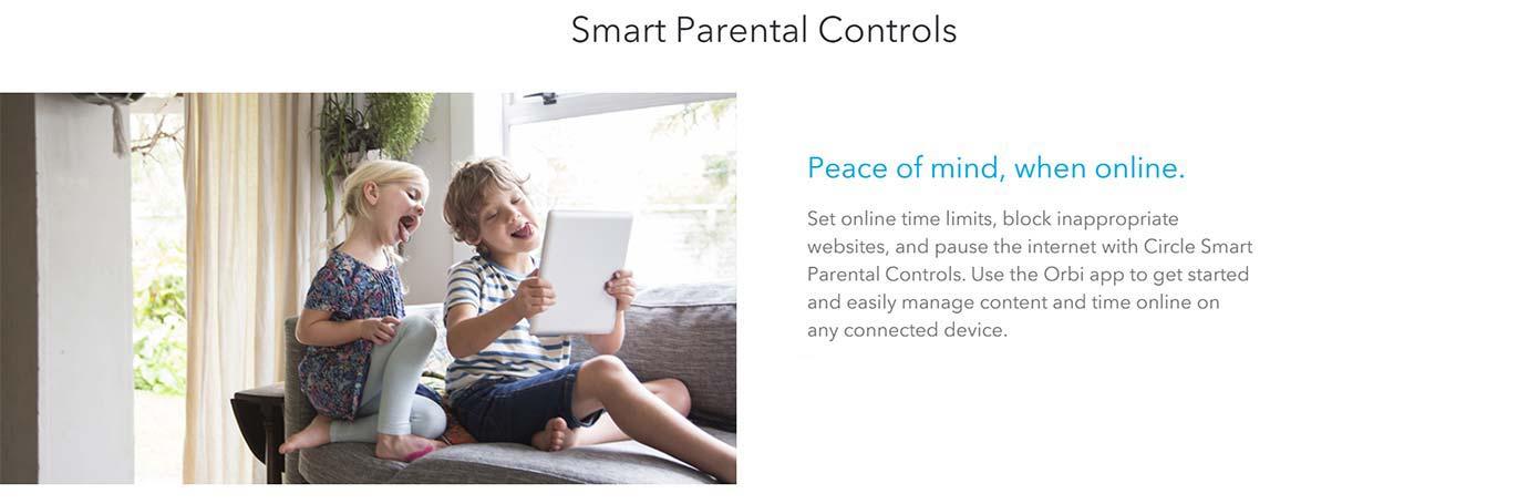 Smart Parental Controls