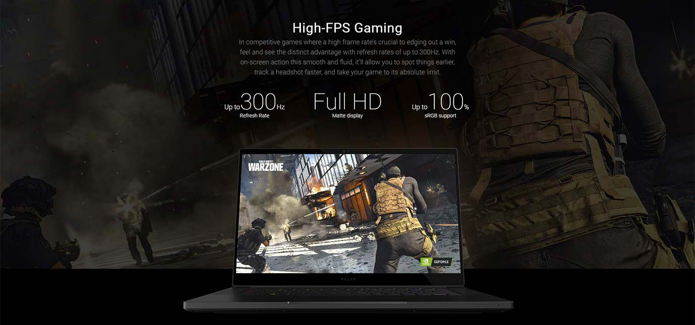 High-FPS Gaming