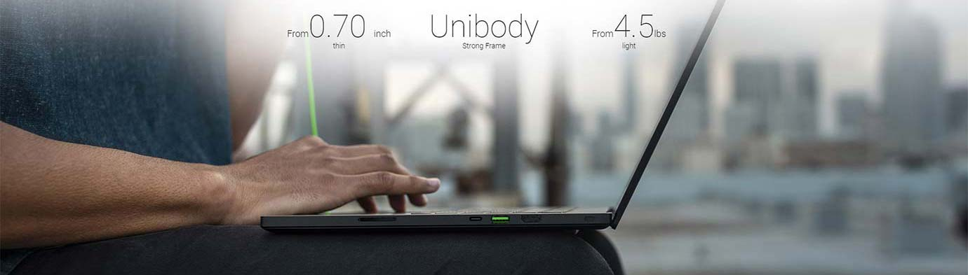 Unibody Aluminum Frame