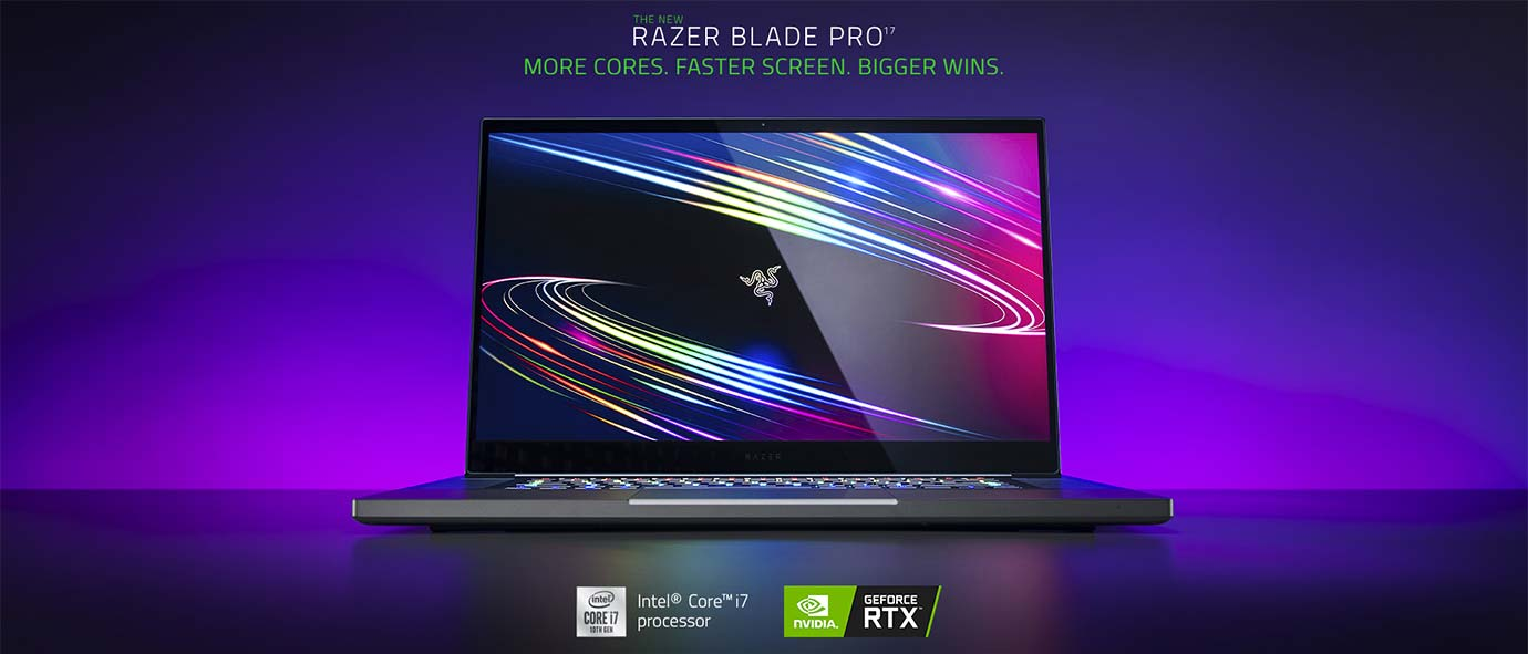 Razer Blade Pro 17