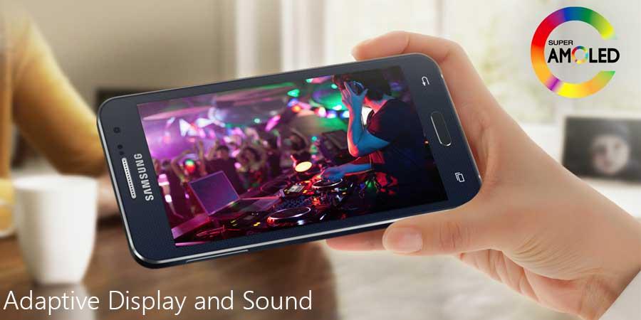 Adaptive Display and Sound