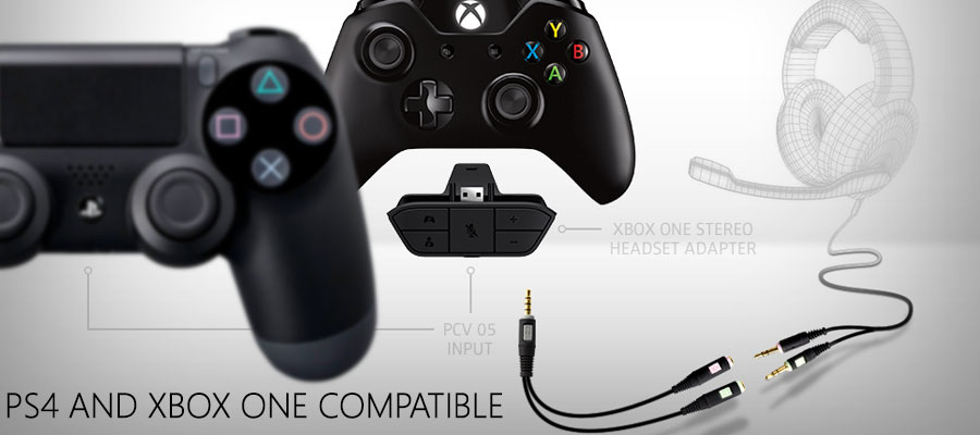 PS4 And Xbox One Compatible