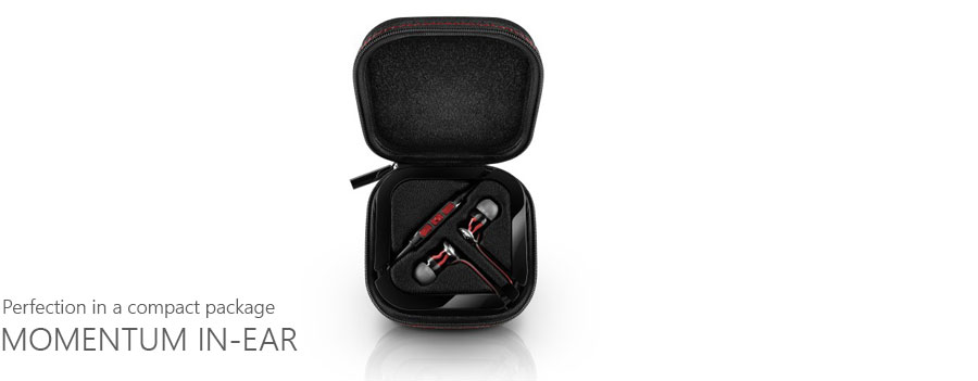 Perfection in a compact package - momentum in-ear