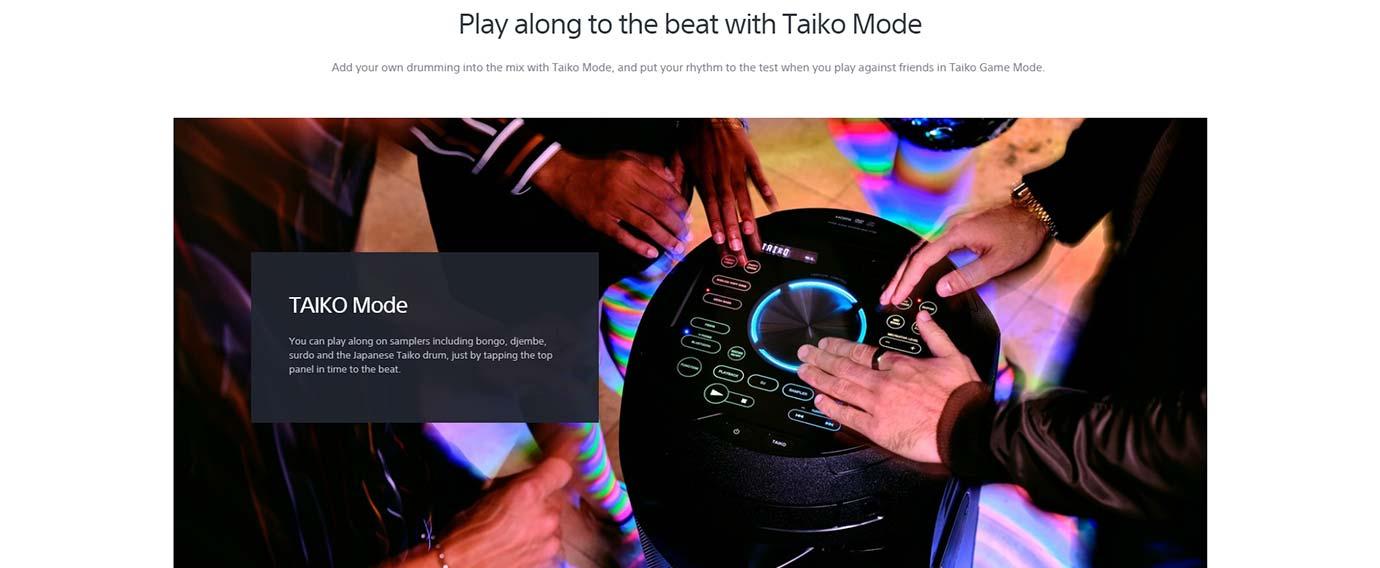 Taiko Mode