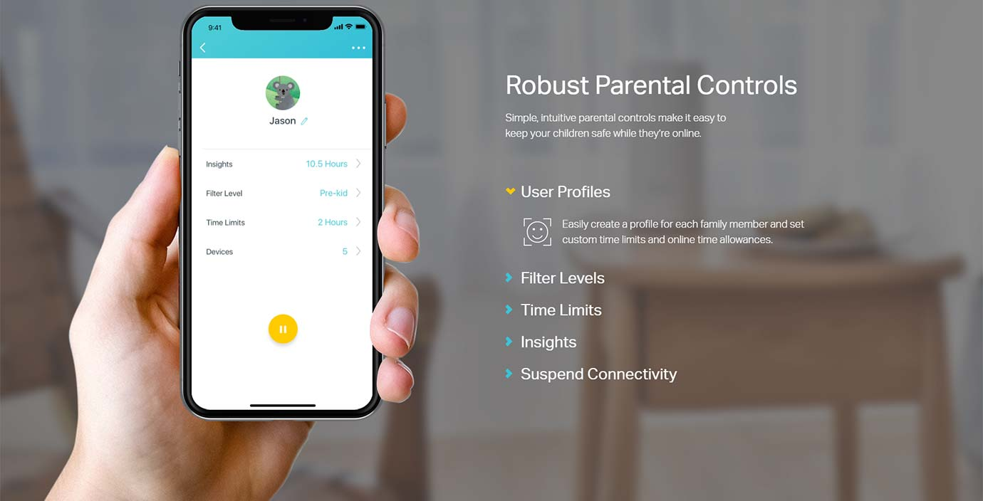 Robust Parental Controls