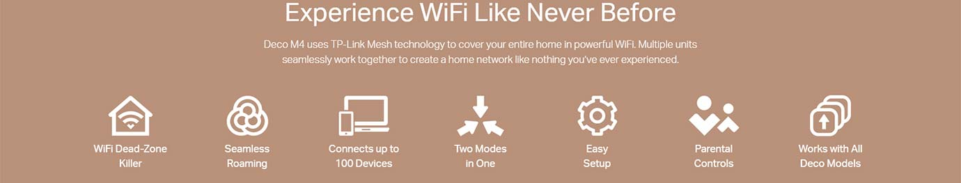 Experience WiFi Like Never Before