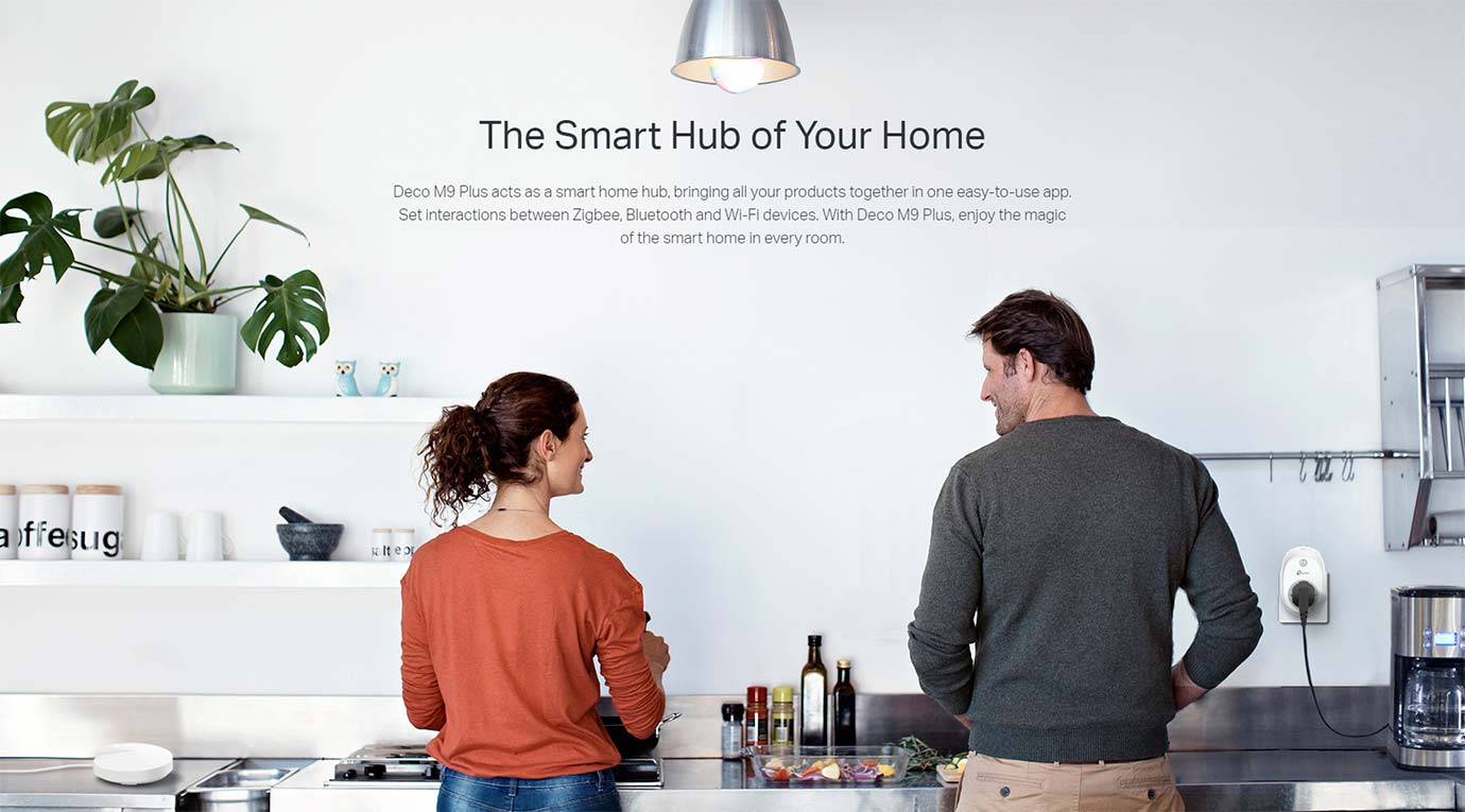 The Smart Hub of Your Home