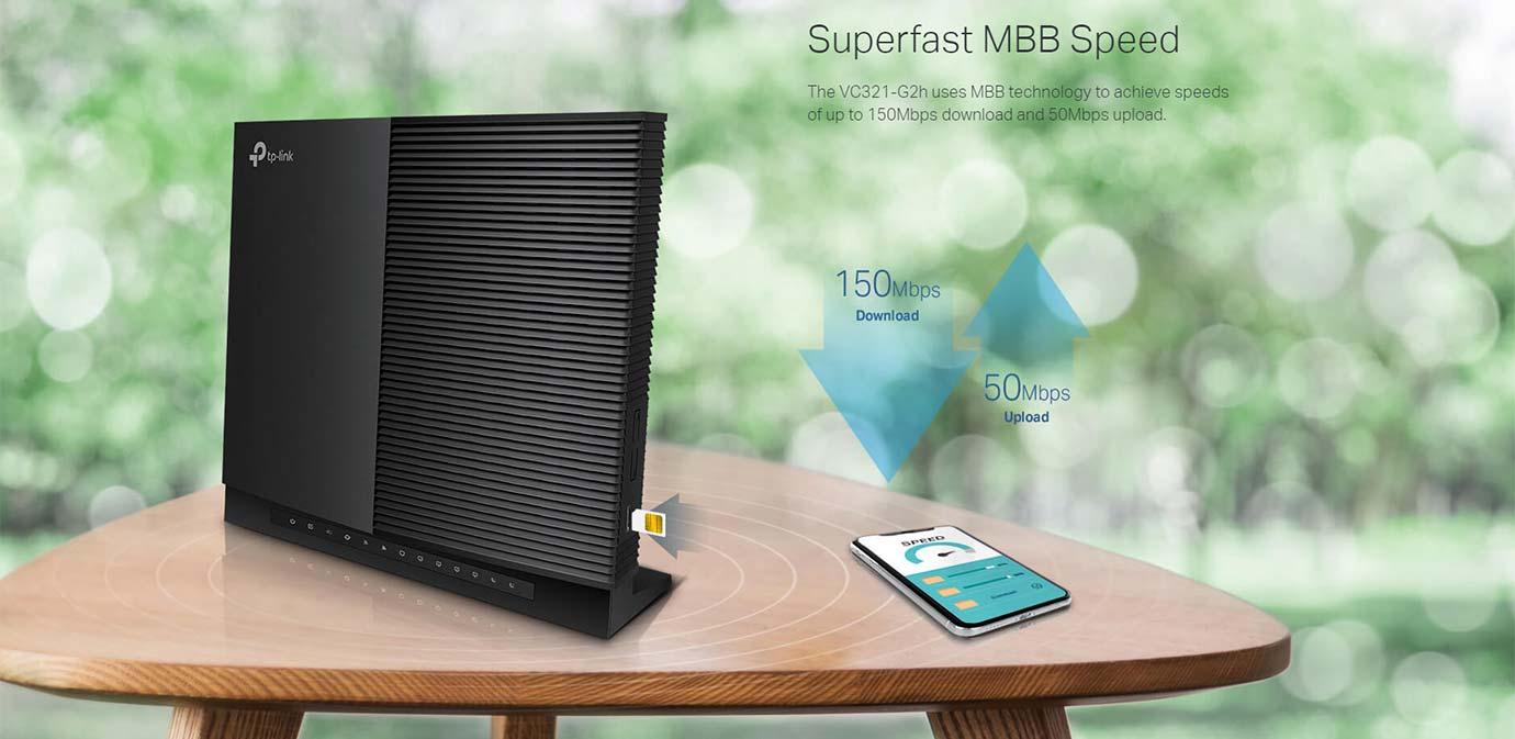 Superfast MBB Speed
