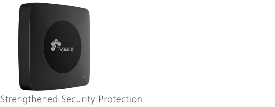 Strengthened Security Protection