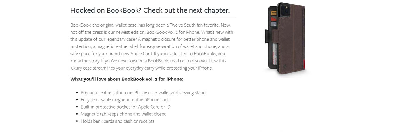 Hooked on BookBook? Check out the next chapter