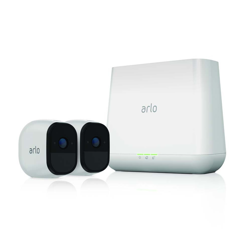 new au netgear vms4230 arlo pro indoor outdoor wire free. Black Bedroom Furniture Sets. Home Design Ideas