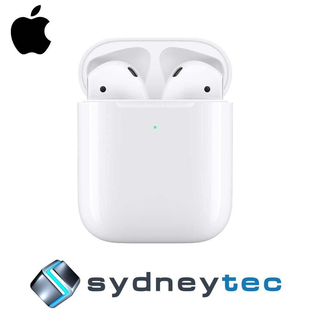 New Apple Airpods 2nd Gen With Wireless Charging Case Mrxj2za A