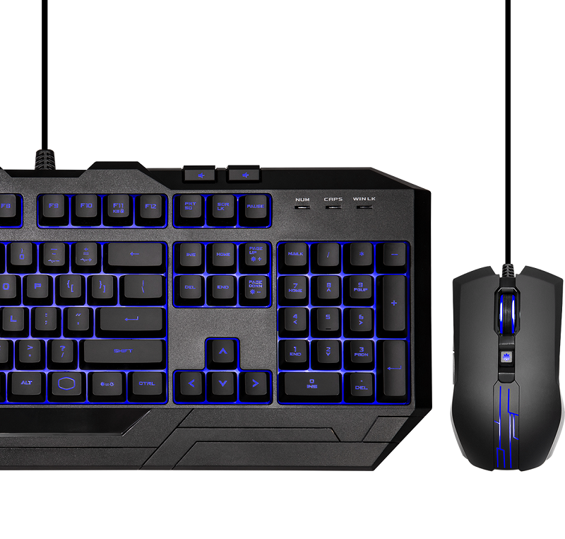Cooler Master Devastator 3 Combo Combo Functional and Durable