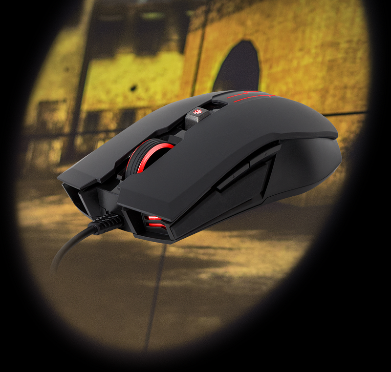 Cooler Master Devastator 3 Combo Combo Percision Mouse