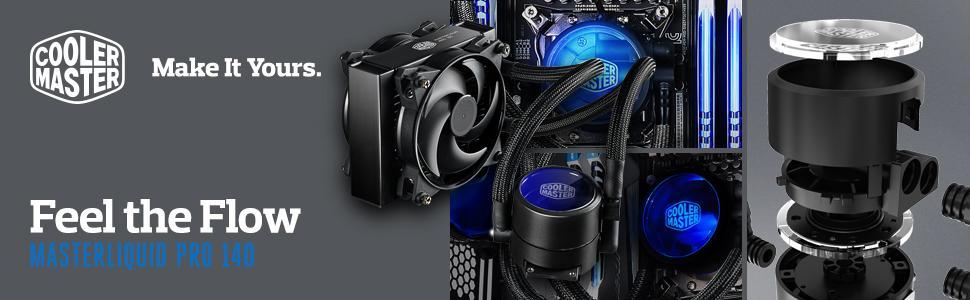 Cooler Master MasterLiquid Maker 92 MLZ-H92M-A26PK-R1 Feel the Flow