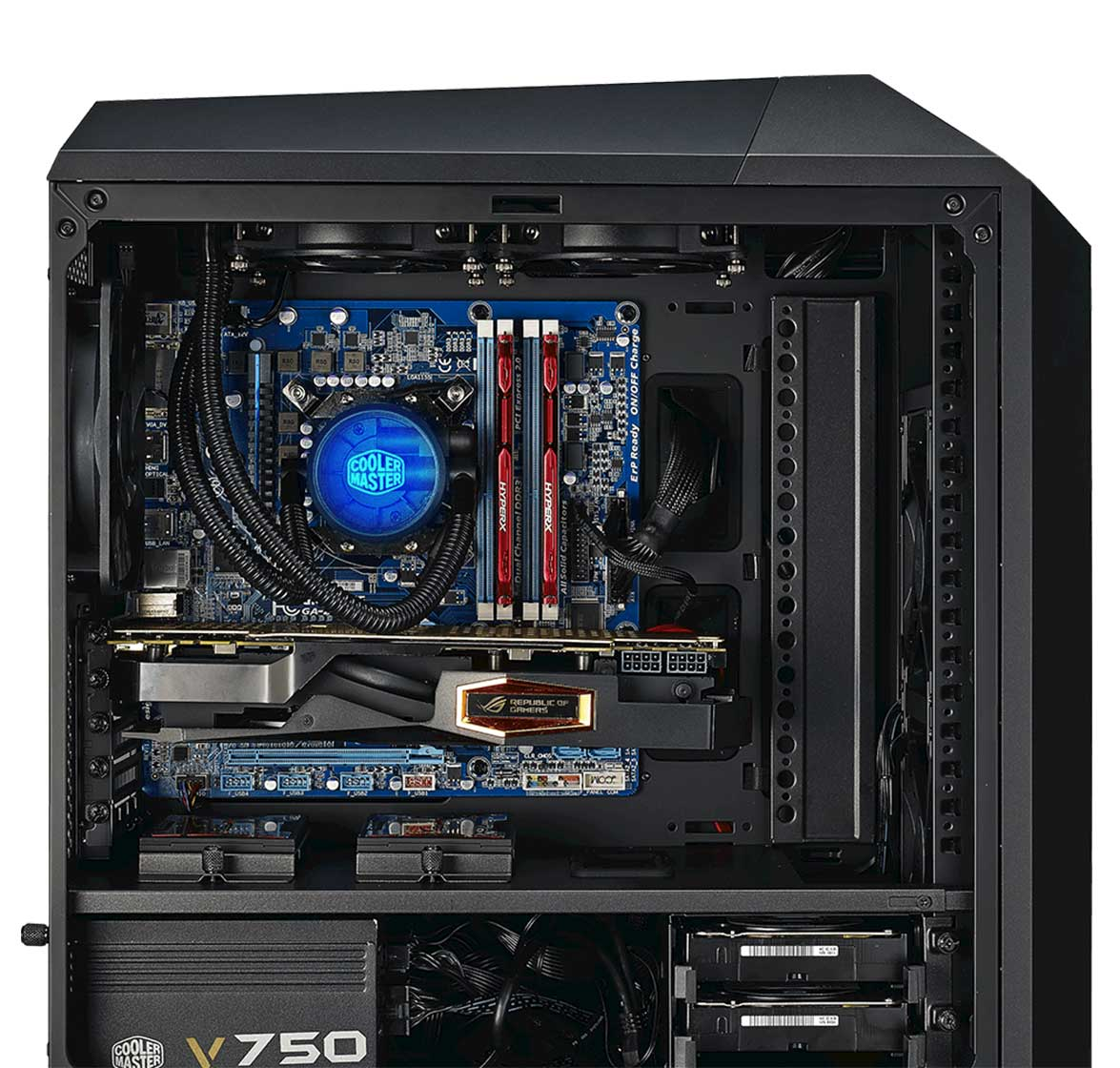 Cooler Master Mastercase Pro 3 MCY-C3P1-KWNN Compact