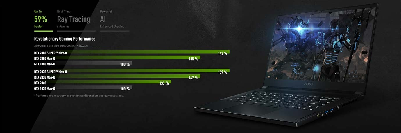 Nvidia GeForce® RTX SUPER™