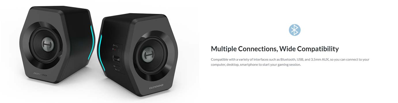 Multiple Connections, Wide Compatibility